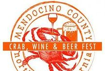 Crab! / A celebration of Dungeness crab on the Mendocino Coast and in Fort Bragg, California
