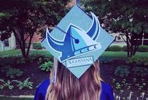 Memorable Mortarboards / DIY your graduation cap to stand out on the big day!
