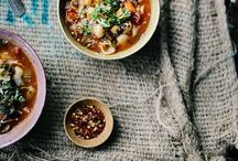 Soups & Stews for Acne / A selection of healthy soups and stews to enjoy as part of your natural acne healing journey.  Refined sugar free, dairy free and gluten free.