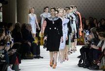 Pokazy mody / Tu znajdziesz inspiracje prosto z wybiegu.