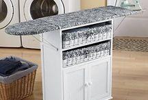 DIY/genbrug af diverse møbler osv.