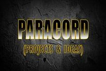 Paracord Project Ideas / some cool DIY paracord projects and different uses for paracord.