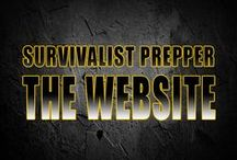 Articles From Survivalist Prepper / Our articles from Survivalist Prepper are about you guessed it, prepping and survival. Lisa and I write about everything from First aid to wilderness survival skills.