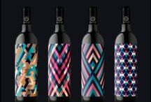 Wine Labels and Packaging / A collection of beautiful wine bottle labels, because sometimes you judge a wine by its label.