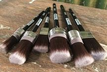 Paint Brush 101 — The Basics on Brushes / Expert advice on specialty Paint and Wax Brushes and getting  the correct brush for your project. Why brushes are important and how-to's on brush maintenance and care
