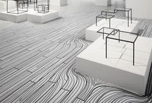 Flooring inspiration / Some of our sources of inspiration. Great flooring is to be found everywhere in the world!
