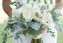Wedding | Flowers / Wedding flowers inspiration. Brides, bridesmaid and flower girls through to button holes. Make your wedding day special with these bridal bouquet ideas.