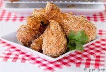 Pretty Little Chicken Dishes / chicken recipe inspiration
