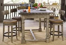Dining Room / Top styles for furniture you would put in your dining room. (tables, chairs, stools, chinas, buffets, ect.)