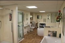 Our new bathroom showroom!