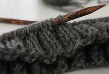 knit, crochet & WOOL