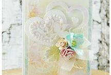 Inspiration Wednesday / Projects from La-La Land Crafts Design Team Wednesday