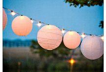 Lanternes  / Idée déco