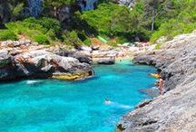 Spain & Portugal / Spain & Portugal have always been famous for their beaches. Let's explore the loveliest ones of all.