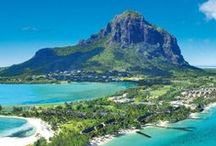 Mauritius / One of the most famous tropical islands of all. It deserves its reputation too. Just look at these beaches.