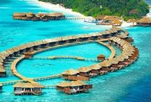 Maldives / Hundreds of dreamy island in one destination and the beaches of the Maldives have to be seen to be believed.