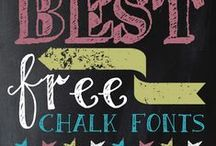 Graphic Design / Elements fonts trick to use when graphic designing.