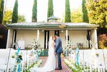 Couples of the Preston Woodall House / We love our couples who choose the Preston Woodall House for their weddings and receptions! Our home is the perfect venue for beautiful couple portraits.
