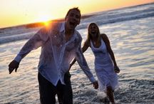 Sesión de fotos Pre matrimonial / Algunas ideas de sesiones de fotos pre matrimoniales en la playa. Fotógrafo: Andrés Moncada