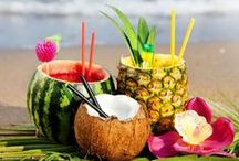 Cocktails / The cocktails to enjoy along the world's exquisite coasts: https://www.facebook.com/exquisitecoasts