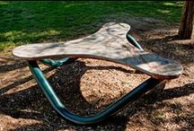 Benches + By Gilbert Boro