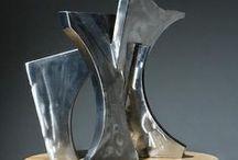 Sirocco Sculpture Series By Gilbert Boro