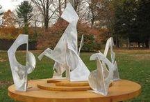 Iliad Sculpture Series By Gilbert Boro