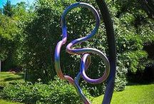 Turning Point Sculpture Series By Gilbert Boro