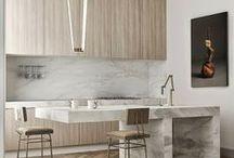Spaces.Kitchens | Luxe + Luminous