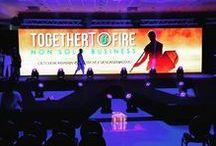 TTF6# Evento Congressuale / TTF6#Together to Fire 6 - Evento Congressuale di Wision55 Srl - 3/5 giugno 2016 - c/o Zanhotel & Meeting Centergross Bologna - 550 partecipanti - Silvia Facchetti, Event Planner - Ph.Luca Felician