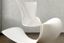 Futuristic furniture / by Franz