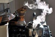 coffee / tea and chocolate / by Christian Lexow