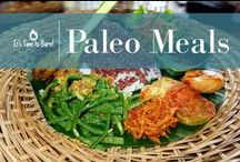 Paleo Meals / Some of our favourite Paleo diet plan meals