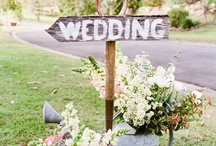 Wedding inspiration / Searching for ways to make my girl's day everything she ever dreamed of