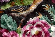Needlepoint and Tapestry / by Susurri rd