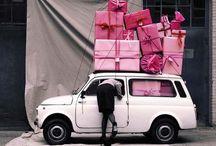Paket och presenter