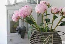 Home decoration / Inspiratie voor inrichten van het huis  Inspiration homedecoration