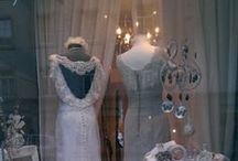 Shop Window Display / Our window is constantly changing so here are some photos of how creative we can be