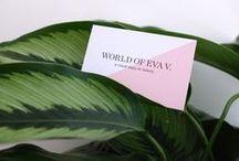 WORLD OF EVA V. | blog / a visual diary on beauty