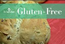 Gluten Free / Things I love about gluten free, the creations and flexibility there is these days!