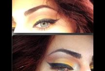 Make up / #make-up#beauty