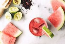 Conscious Cocktails / Lightened up #cocktails for your #healthy lifestyle.
