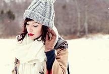 Winter Fashion / by Bana Holderith