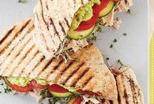 Lunch Break / Quick and nutritious lunch recipes for your #healthy lifestyle.