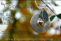 the ColonyShop / Personalized Jewelry