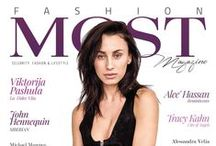 Fashion Most Magazines / Most Magazines digital and print publications.