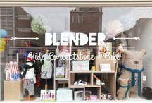 Blender Kids Conceptstore & Café