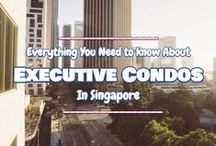 Executive Condos (EC) Singapore / Executive Condominiums are a hybrid of Private and Public Properties in Singapore so buyers get to enjoy private facilities at a subsidized cost.   Buyers need to meet eligibility conditions and abide by rules for the first 5 years. After 10 years, these properties would be considered private properties