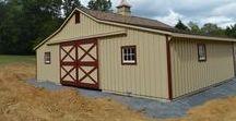 Trailside Style Modular Barn / Modular Barn in Quakertown, PA