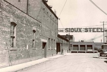 Sioux Steel History / Founded by Charles Rysdon, Sioux Steel Company was established in 1918 in Sioux Falls, SD. Fourth generation owner, Scott Rysdon is now moving commercial grain systems, buildings and other products internationally across the world.